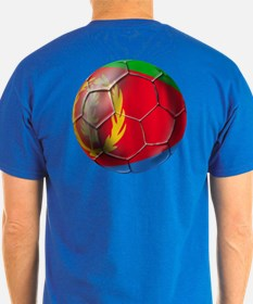 Eritrea Soccer Ball T-Shirt