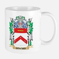 Coward Coat of Arms - Family Crest Mugs