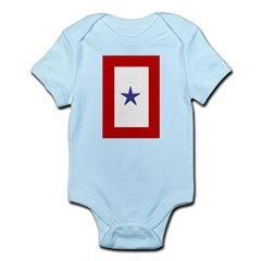 Military service Infant Creeper