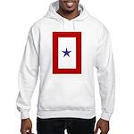 Military service Hooded Sweatshirt