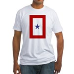 Military service Fitted T-Shirt