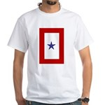 Military service White T-Shirt