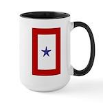 Military service Large Mug