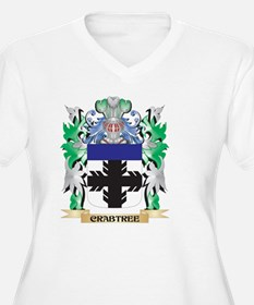 Crabtree Coat of Arms - Family C Plus Size T-Shirt