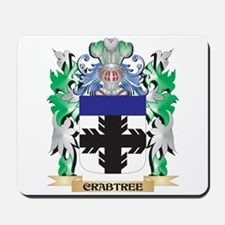 Crabtree Coat of Arms - Family Crest Mousepad
