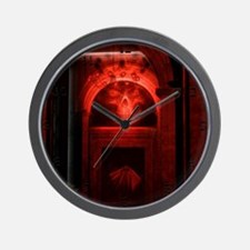 Witching hour in the House of the Dead Wall Clock