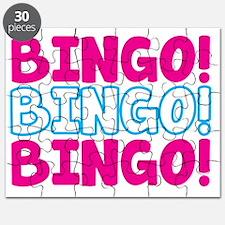 BINGO BINGO BINGO Puzzle
