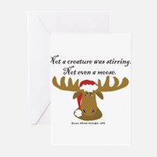 Cute A christmas carol Greeting Cards (Pk of 20)