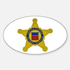 US FEDERAL AGENCY - SECRET SERVICE Decal
