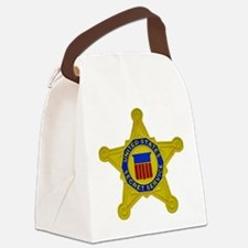 US FEDERAL AGENCY - SECRET SERVIC Canvas Lunch Bag