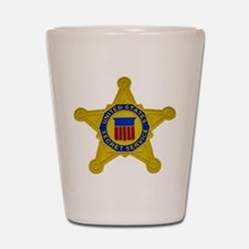 US FEDERAL AGENCY - SECRET SERVICE Shot Glass