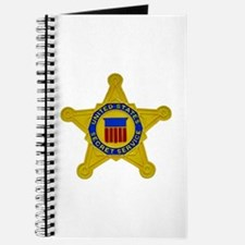 US FEDERAL AGENCY - SECRET SERVICE Journal