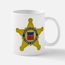US FEDERAL AGENCY - SECRET SERVICE Mugs