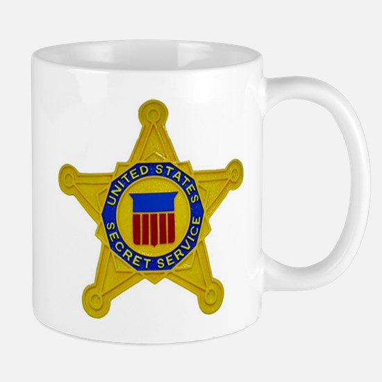 US FEDERAL AGENCY - SECRET SERVICE Mugs