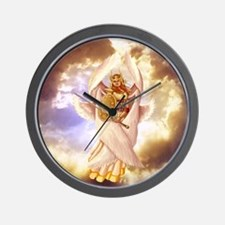 Seraph Angel Wall Clock
