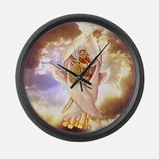 Seraph Angel Large Wall Clock