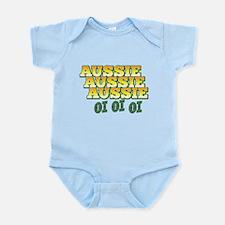 Aussie Aussie Aussie OI OI OI Body Suit