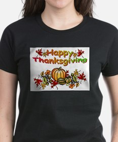 Cute Thanksgiving Tee