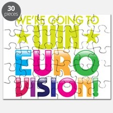 We're going to win EUROVISION Puzzle