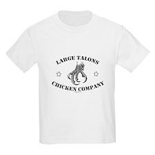 Large Talons Chicken Company T-Shirt
