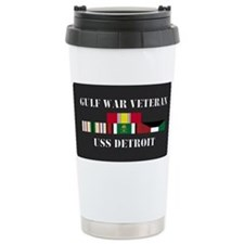 Cute Battleships Travel Mug