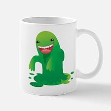 Green boogie monster Mugs