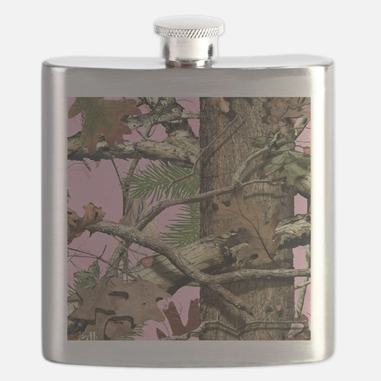 Cute Camouflage Flask