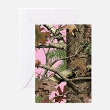 Funny Camouflage Greeting Card