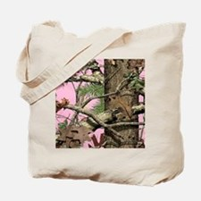 Cute Camouflage Tote Bag