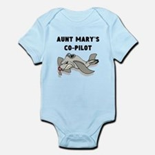 Aunts Co-Pilot Body Suit