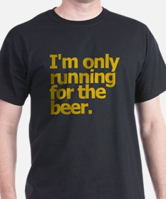 Cute Will run for beer T-Shirt