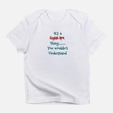 English Spot Thing Infant T-Shirt