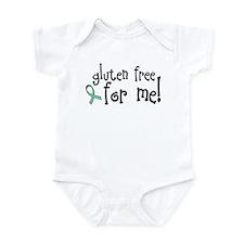 Gluten Free Celiac Infant Bodysuit