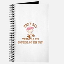 Lil' Cowgirl Journal