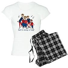 Sing a Tag Pajamas