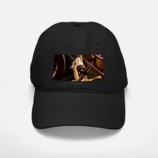 Spinning Wheel Baseball Hat