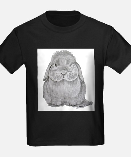 Holland Lop by Karla Hetzler T-Shirt