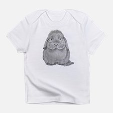 Holland Lop by Karla Hetzler Infant T-Shirt