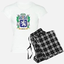 Crew Coat of Arms - Family Pajamas