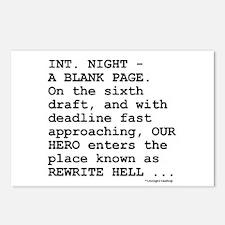 Rewrite Hell Postcards (Package of 8)
