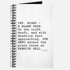 Rewrite Hell Journal