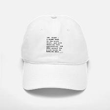 Rewrite Hell Baseball Baseball Cap
