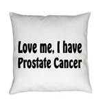 Prostate Cancer Everyday Pillow
