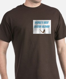 World's Best Shofar Blower T-Shirt
