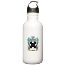 Crist Coat of Arms - F Water Bottle