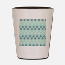 Decorative Pattern Shot Glass