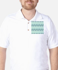 Decorative Pattern Golf Shirt