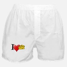 Cute The big cheese Boxer Shorts
