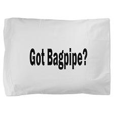 Unique Bagpipe Pillow Sham