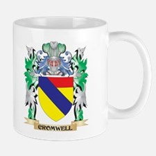 Cromwell Coat of Arms - Family Crest Mugs